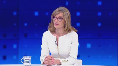 Екатерина Захариева: Трябва да се вслушаме в исканията на младите хора на улицата
