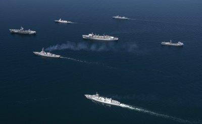 Пет кораба на НАТО влязоха в пристанището на Одеса