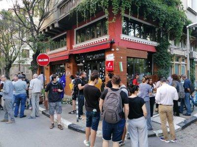 Още един протест в София с искане оставката на главния прокурор