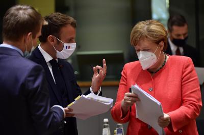 Лидерите на ЕС постигнаха споразумение за многогодишната финансова рамка