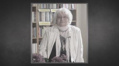 Почина детската писателка Кина Къдрева