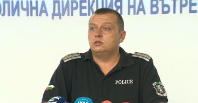 СДВР: Няма свидетели при инцидента на снощния протест