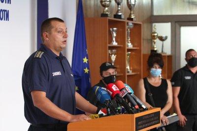СДВР: Нямаше физическо насилие при задържането на Петър Кърджилов