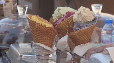 Сладоледена фиеста край морето в Бургас