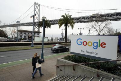 Служителите в Google ще работят дистанционно до юли 2021
