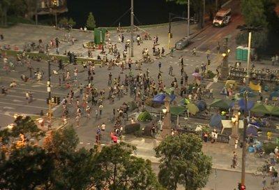 23-та поредна вечер на протести. Мотото на демонстрацията: 11 г. стигат