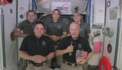 """НАСА може да отложи завръщането на капсулата на """"Спейс Екс"""" от МКС заради ураган"""