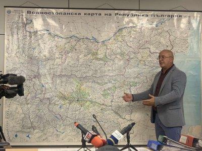 Три са най-проблемните язовири в страната
