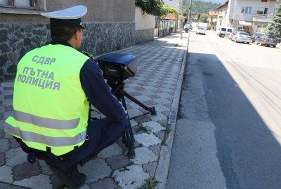 """""""Пътна полиция"""" с нова акция заради жертвите на пътя"""