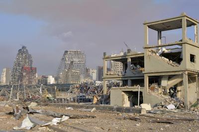 Експлозиите в Бейрут препълниха болниците - жертвите са над 70, ранените - над 4000