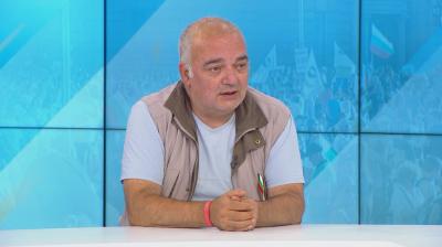 Арман Бабикян: Протестът е изцяло граждански, не сме дали възможност да се рекламира нито една партия