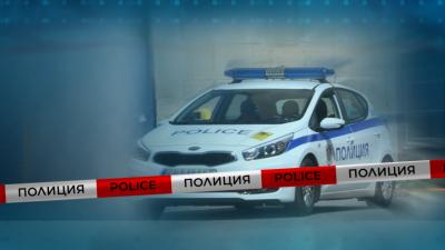 Иззеха стоки менте от търговски обект в Пловдив