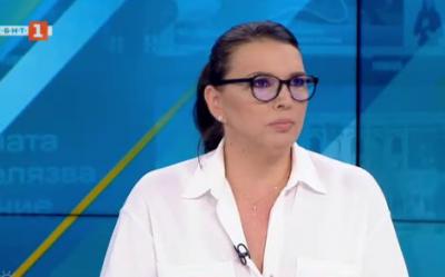 Бетина Жотева: За агресията към журналисти първо обвинявам политиците и лидерите на обществено мнение