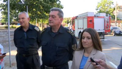 Над 120 пожара са гасени през изминалото денонощие, локализиран е този край Свиленград