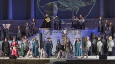 """Държавната опера в Стара Загора с премиера на операта """"Атила"""""""