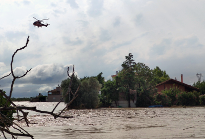 7 жертви на наводненията в Гърция