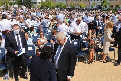 Започна Националната конференция на ГЕРБ