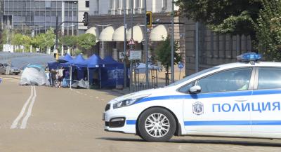 3 остават блокираните кръстовища в столицата
