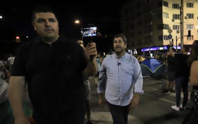 Лайв видео на Христо Иванов предизвика вълна от реакции във Фейсбук