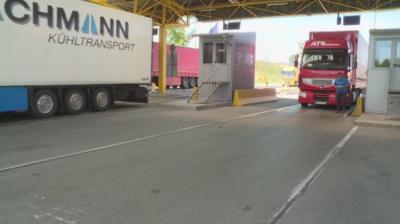 Близо 1,5 млн. лева са събрани на Дунав мост от електронни фишове и глоби на български и чужди шофьори