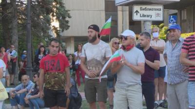 Антиправителствени протести и във Варна, Русе и Бургас