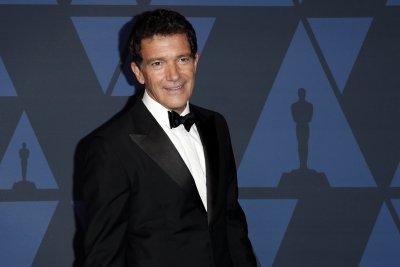 Антонио Бандерас на 60 години