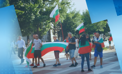 Продължават протестите в различни градове на страната