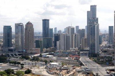 Кметството в Тел Авив ще светне като флага на Ливан