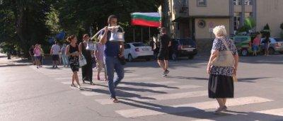 Безводие в село Караисен: Жителите му отново излязоха на протест