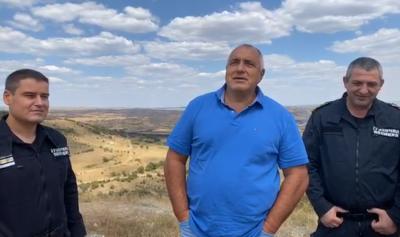 Борисов: И аз искам оставката на Радев - това е демокрацията