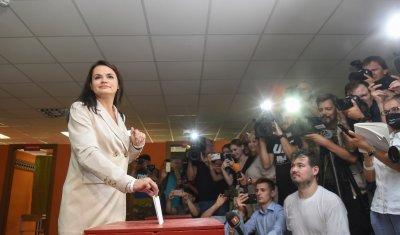 Тихановска отказва да признае победата на Лукашенко на президентските избори