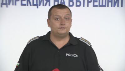 СДВР: Няма сериозни нарушения на обществения ред след поредния протест в София