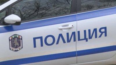Катастрофа затвори пътя при село Цар Калоян