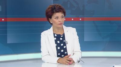 Десислава Атанасова: Голяма част от протестиращите искат Велико Народно събрание