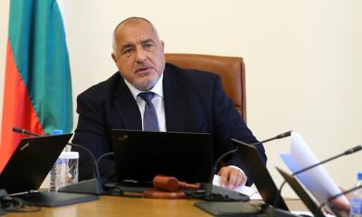 Премиерът Борисов поздрави българите за днешния празник