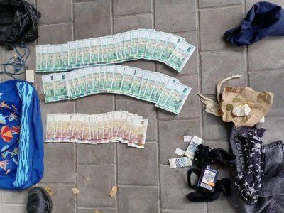 Арестуваха мъж и момиче за телефонни измами