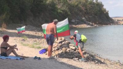 "Пореден уикенд с акция на плажа в парк ""Росенец"""
