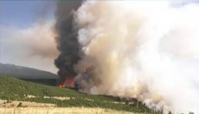 Инж. Маринковски: Над 80% от пожарите са в резултат на човешка небрежност