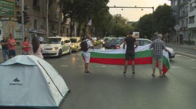 Протестиращите във Варна освободиха второто блокирано кръстовище