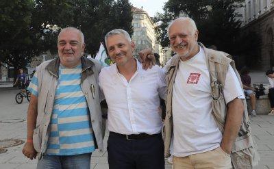 """""""Отровното трио"""": Изявлението на Борисов е пореден опит за печелене на време и проява на страх"""