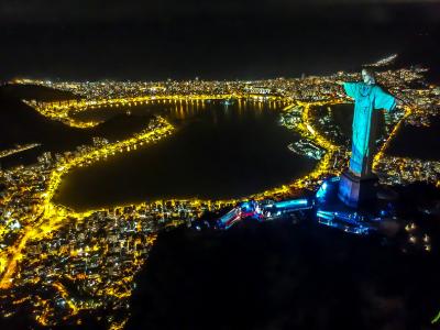 Статуята на Христос в Рио де Жанейро отново е достъпна за туристи