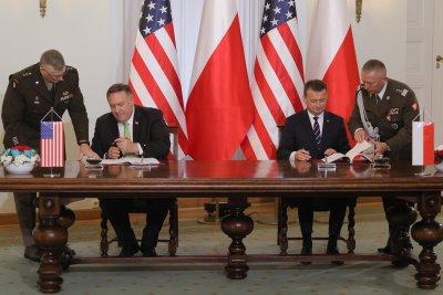 САЩ ще разположат още 1000 свои войници в Полша