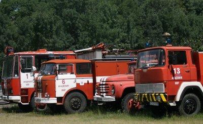Екстремален индекс за пожари в 4 области на страната утре