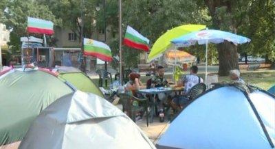 7 линии на градския транспорт във Варна с променен маршрут заради палатковия лагер