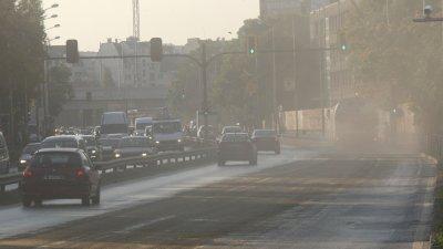 """Бул. """"Данаил Николаев"""" е най-натоварената отсечка заради блокадите в София"""
