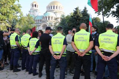 Ивайло Иванов за протестите: Каквото и да направим, МВР ще бъде виновно