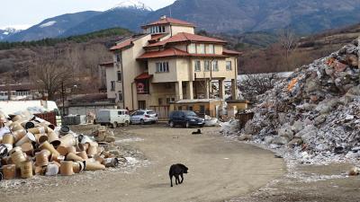 """Отмениха глобата от 4000 лв. на фирмата собственик на отпадъците под АМ """"Струма"""""""