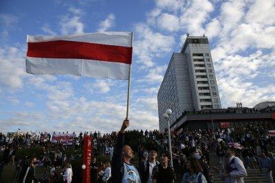 Поредна нощ на протести в Беларус