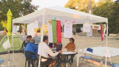 Нова инициатива на протестиращите във Варна