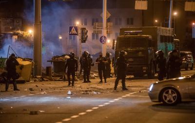 ЕС заплаши Беларус със санкции заради потушаването на протестите
